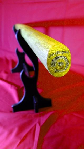Боккэн тренировочный из клееного бамбука